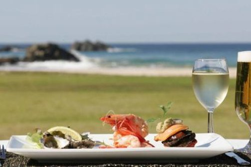 Coffs Harbour Accommodation beach