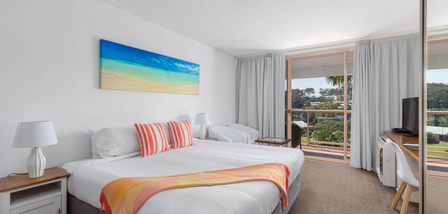Coffs Harbour Beach Accommodation