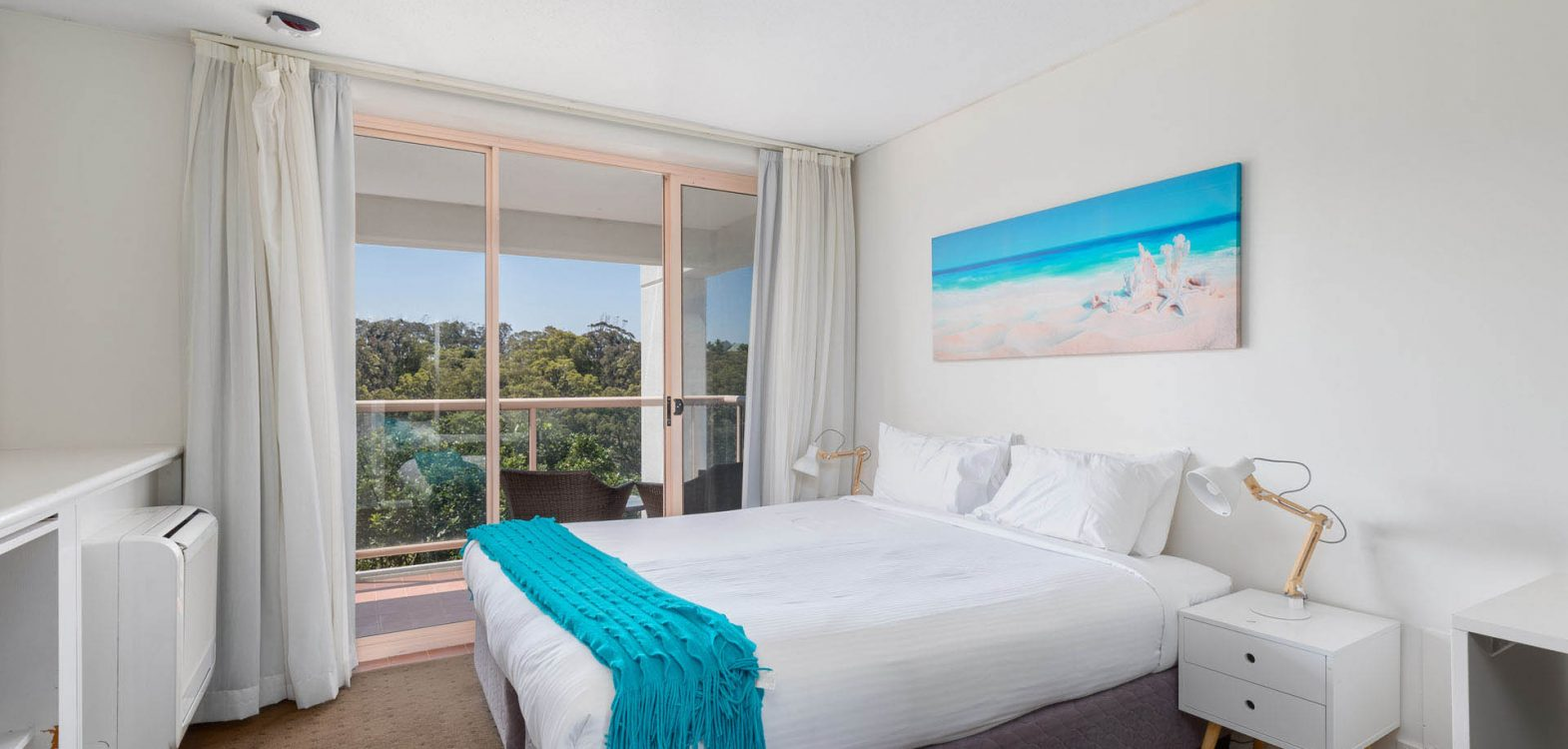 Luxury self contained apartments in Coffs Harbour