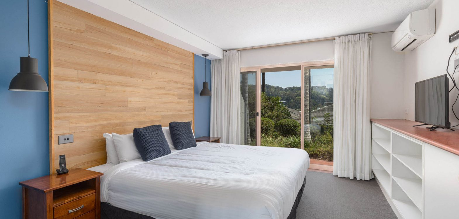 Luxury self contained apartments Coffs Harbour